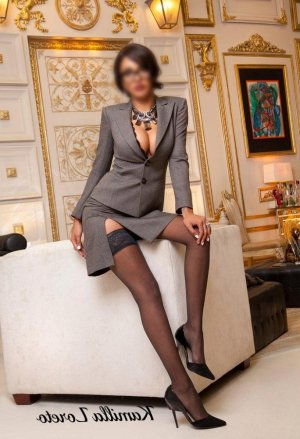 Aloysia mature escort girl