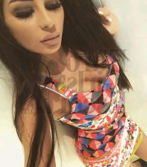 Tissam escort girl in Pullman